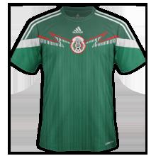 maillot domicile mexique 2014 coupe du monde صور تيشرتات كل منتخبات كأس العالم 2014