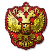 Russie logo football