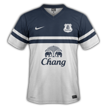 Third everton
