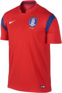 Corée du sud 2014 maillot foot domicile coupe du monde