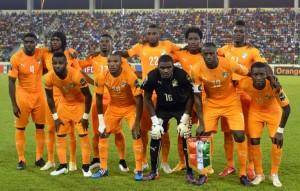 Cote Ivoire 2015 maillot domicile CAN 2015