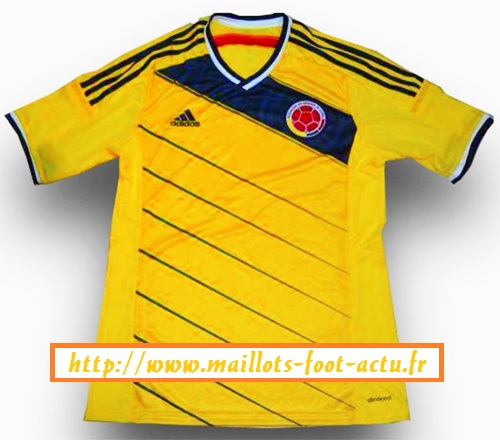 maillot colombie 2014 coupe monde
