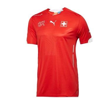 maillot foot suisse domicile 2014 coupe du monde