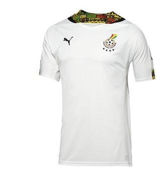 maillot ghana 2014 domicile