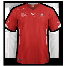maillot suisse 2014 coupe du monde 2014 صور تيشرتات كل منتخبات كأس العالم 2014