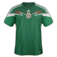 mexique 2014 maillot foot coupe du monde