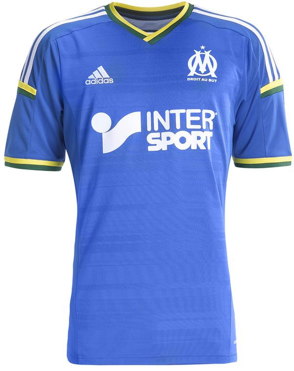 4eme maillot OM marseille 2013 2014
