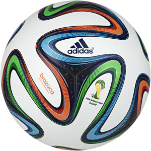 Brazuca ballon officiel mondial 2014