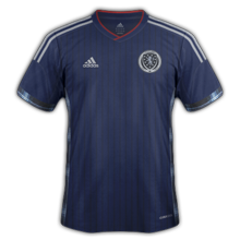 Ecosse 2014 2015 maillot foot domicile