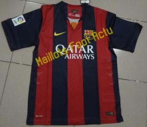 FC Barcelone 2015 maillot domicile 14-15