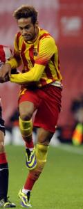 Neymar maillot foot senyera 2014 Barcelone
