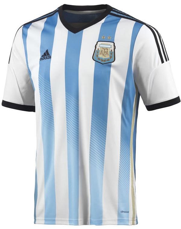 argentine maillot foot domicile coupe du monde 2014