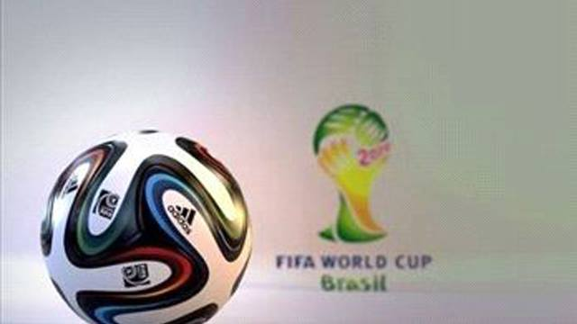 Brazuca ballon officiel coupe du monde 2014