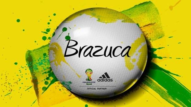 ballon foot mondial 2014