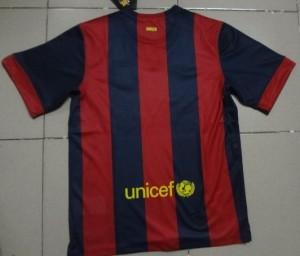 dos maillot FC Barcelone 2015 domicile