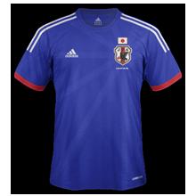 japon 2014 domicile maillot coupe du monde