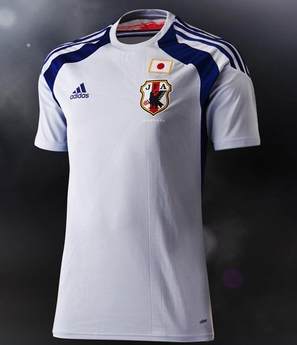 japon maillot exterieur 2014 coupe du monde