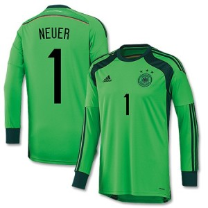 Maillots gardiens coupe du monde 2014 maillots foot actu - Maillot allemagne coupe du monde 2014 ...