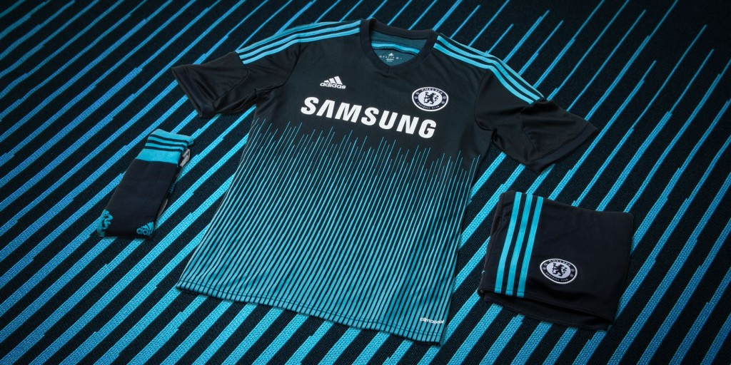 Maillot third Chelsea 2014 2015 officiel