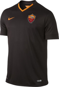 AS Roma 2015 maillot third noir