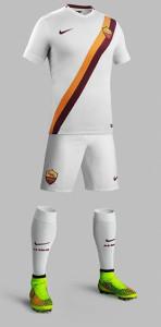 AS Roma 2015 tenue de football exterieur