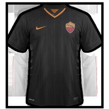 AS Roma 2015 third troisieme maillot foot