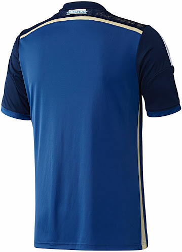 argentine maillot ext 233 rieur coupe du monde 2014 maillots foot actu
