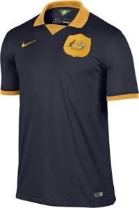 Australie 2014 maillot football extérieur coupe du monde