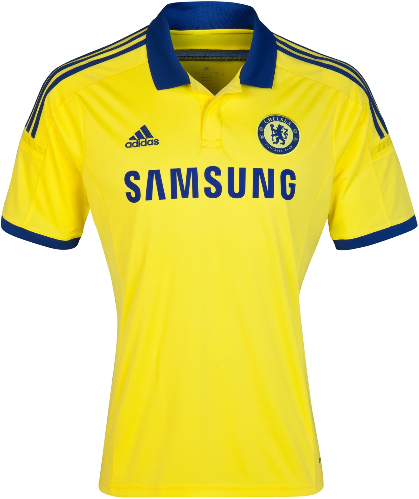 Maillots chelsea fc 2014 2015 maillots foot actu for Maillot chelsea exterieur