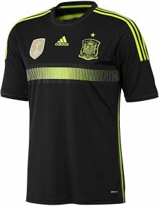 Espagne maillot foot extérieur coupe du monde 2014