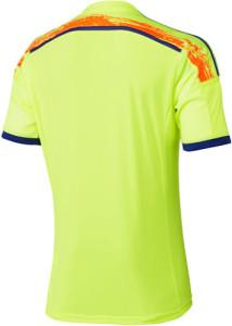 Japon maillot foot extérieur coupe du monde 2014 dos