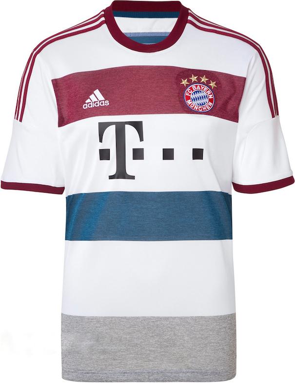 maillots de football bayern munich