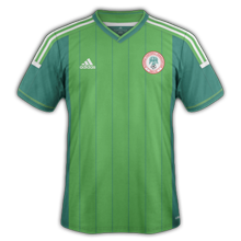 Nigeria 2014 maillot footdomicile coupe du monde 2014
