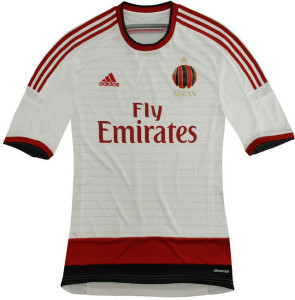 AC Milan maillot football exterieur officiel