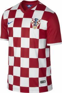 maillot domicile Croatie 2014 coupe du monde