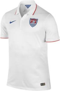 Etats-Unis maillot foot domicile coupe du monde 2014