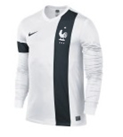 France possible maillot extérieur coupe du monde 2014 template Striker III