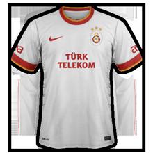 Galatasaray SK Galatasaray-2015-maillot-exterieur