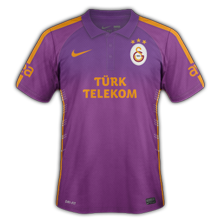 Galatasaray 2015 maillot third