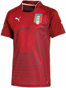 gardien Italie maillot domicile foot 2014 coupe du monde