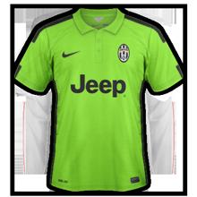 Juventus 2015 troisième maillot foot 2014 2015