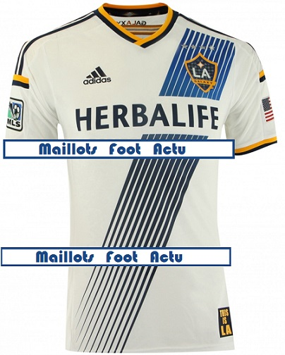 Los Angeles Galaxy maillot domicile 2014