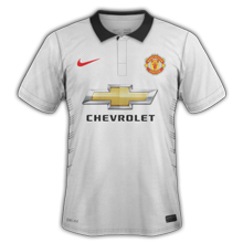 Manchester United 2015 maillot football exterieur