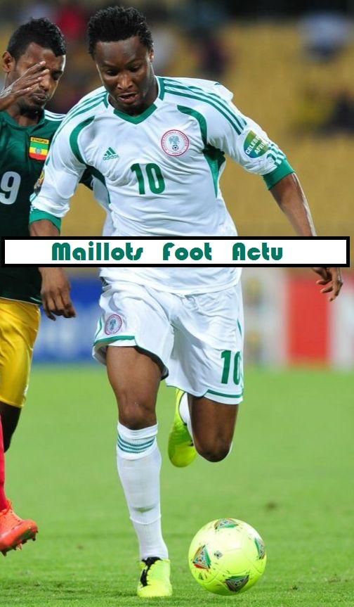 Nigeria 2014 maillot short coupe du monde 2014 maillots foot actu - Jeux de foot coupe du monde 2014 ...