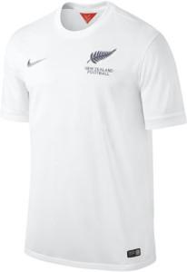 Nouvelle Zelande maillot foot domicile 2014