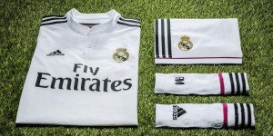 Real Madrid 2014 2015 maillot domicile officiel