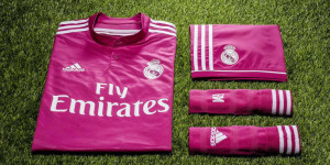 Real Madrid 2015 tenue exterieur officiel