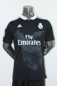 Real Madrid 2015 troisième maillot third 2014-2015