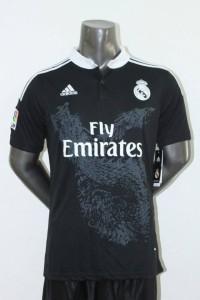 Real Madrid 2015 troisième maillot third 2014-2015