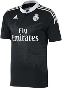 Real Madrid 2015 troisième maillot third 2014-2015 officiel